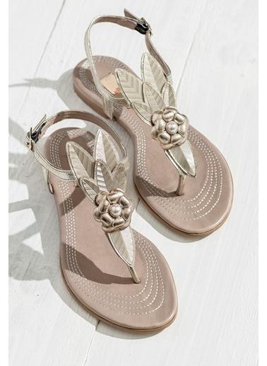 Parmak Arası Sandalet-Elle